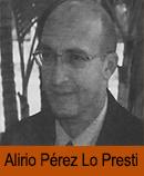 Alirio Perez Lo Presti